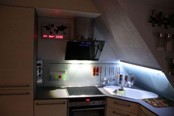 Uwe John - Möbel und Innenausbau - Küche mit ferngesteuerter ...