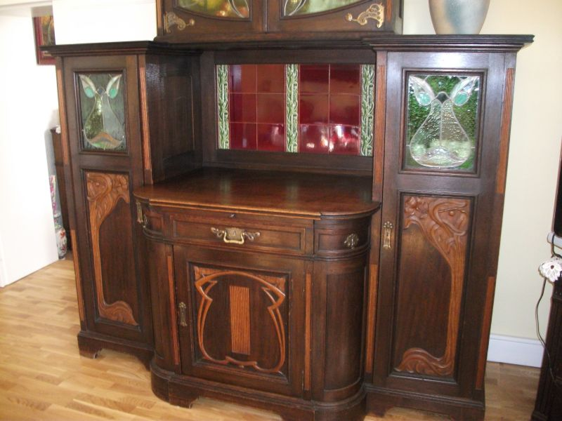 uwe john m bel und innenausbau 09 restauration alter moebel. Black Bedroom Furniture Sets. Home Design Ideas